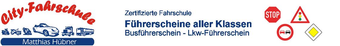 City-Fahrschule Bad Wildungen Hübner