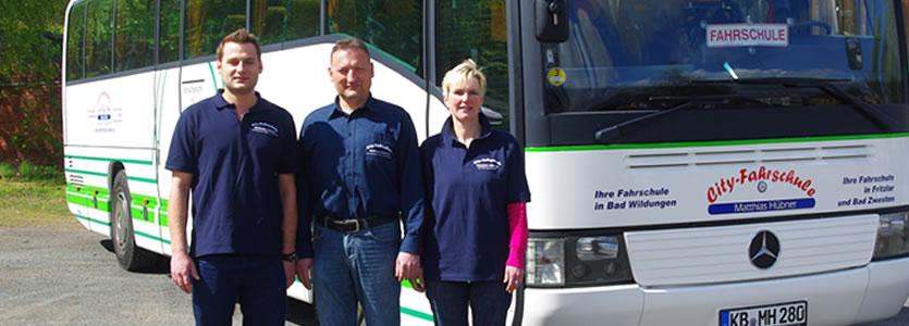 Team der City-Fahrschule